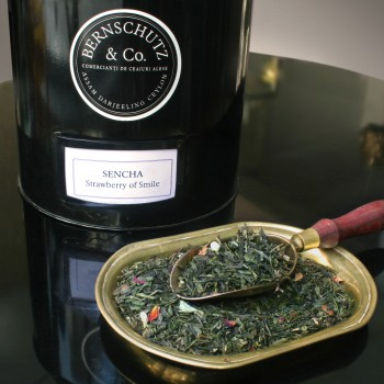 SENCHA STRAWBERRY SMILE