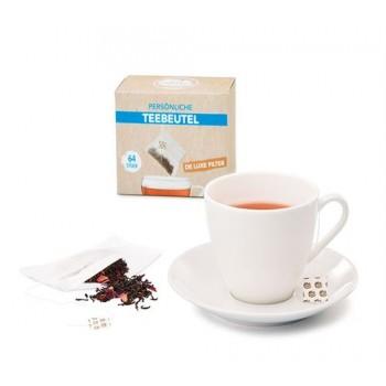 Fitre pentru ceai cu șnur